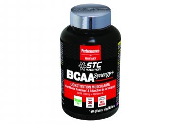 STC Nutrition - BCAA Synergy+ - 120 gelules