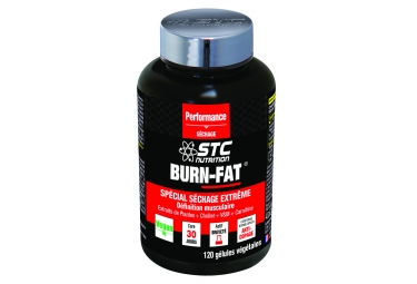 STC Nutrition - Burn Fat - 120 capsules