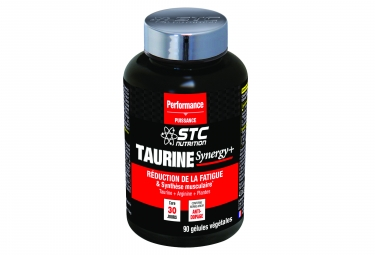 STC Nutrition - Taurine Synergy+ - 90 Capsules