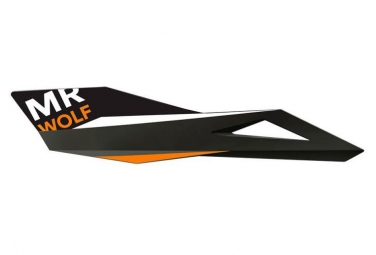 MR WOLF Recchie Pro Kit stickers Black/Orange