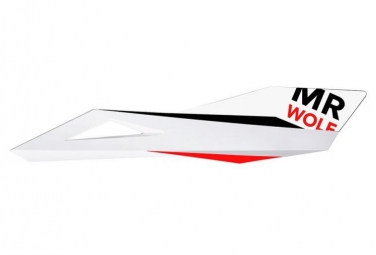 MR WOLF Recchie Pro Kit stickers White/Red