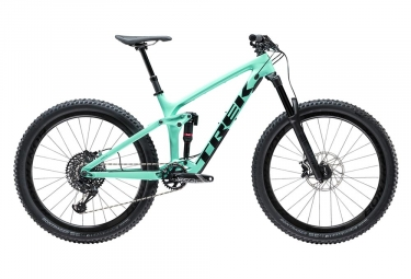 MTB Doble Suspensión Trek Remedy 9.8 27.5'' Plus Vert / Noir 2019