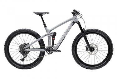 MTB Doble Suspensión Trek Remedy 9.8 27.5'' Plus Gris / Gris 2019