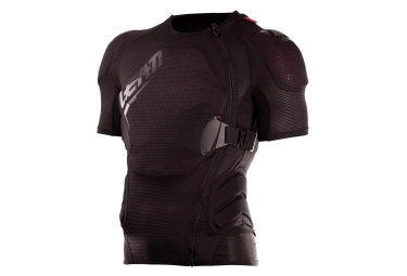 Leatt 3DF AirFit Lite Short Sleeves Protection Top Black