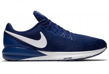 Zapatillas Nike Air Zoom Structure 22 para Hombre Azul / Blanco
