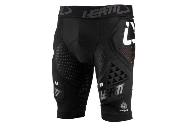 Short de protection leatt 3df 4 0 noir m