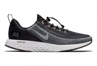 Nike Epic React Shield Shoes Black White