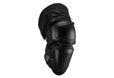 Leatt Enduro Short Knee Guards Black