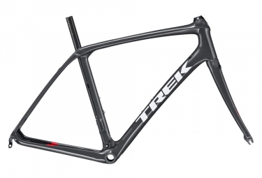 Trek Domane SLR Road Frameset 2019 Charcoal / Black