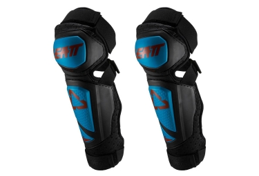 Leatt 3.0 EXT Knee Shin Guards Fuel Black