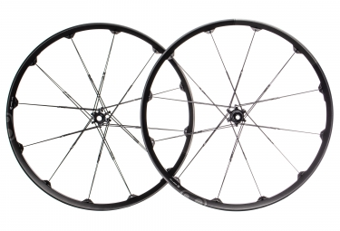 Crankbrothers Wheelset Lithium 27.5'' E-Bikes | Boost 15x110 - 12x148 mm | Black 2019