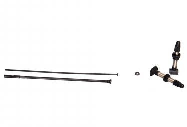 Paire de Roues Crank Brothers Iodine 3 AM 27.5'' | 15x100 - 12x142mm | Noir/Bleu 2019