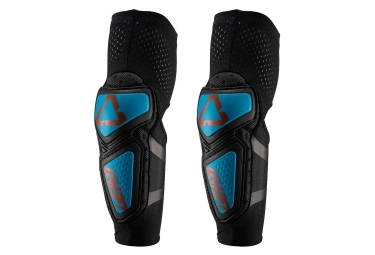 Leatt Contour Elbow Guards Fuel Black