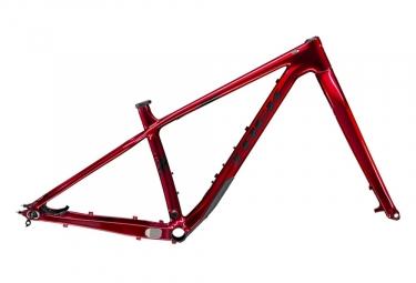 Trek Farley C 26+ / 27.5+ MTB Frameset Red