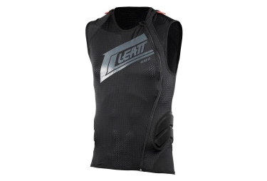 Leatt 3DF Sleeveless Protection Top Black