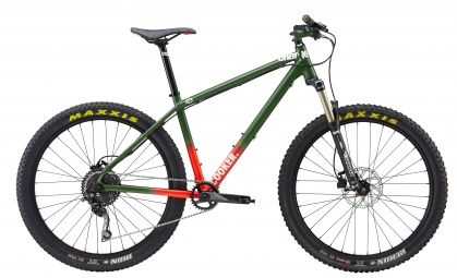 VTT Charge Cooker2 2017 Shimano SLX 10V 27,5'' Satin Green