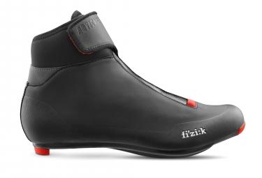 Paire de chaussures route fizik artica r5 noir rouge 47