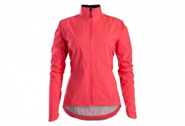 Giacca antivento donna Bontrager Vella Stormshell Neon Yellow
