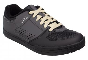 Paire de Chaussures VTT SHIMANO GR5 Gris