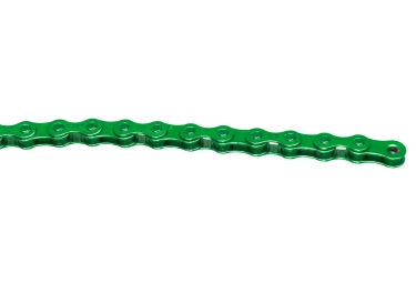 YABAN S512H 1/2x 1/8 single speed Chain Magic Color Green