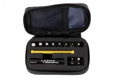 LEZYNE T-Drive Black Gold