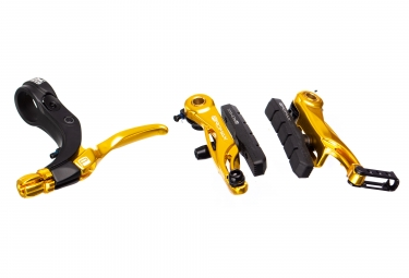 Promax Complete V-Brake BMX Race P1 Gold
