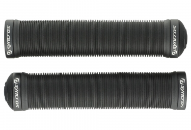 Syncros Pro DH Dual Lock Grips Black