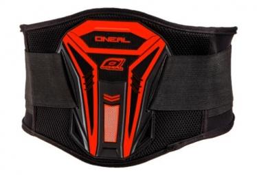 O'Neal PXR Kidney Belt Black / Red