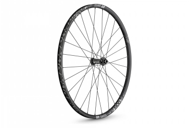Roue avant dt swiss x1900 spline 27 5 25mm 15x100mm 2019