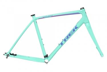 Kit cadre fourche cyclo cross 2019 trek crockett disc vert 47 cm 152 160 cm