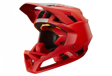 Casque Intégral Fox ProFrame Wide Open Edition Limitée Rouge