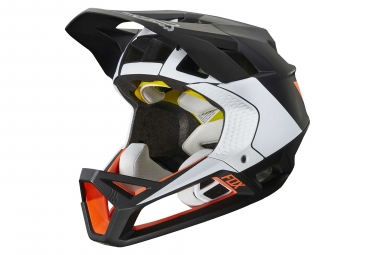 Fox Helmet Proframe Gothik Limited Edition Black / Orange / White
