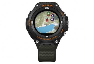 CASIO Pro Trek Smart WSD F20 Black / Khaki