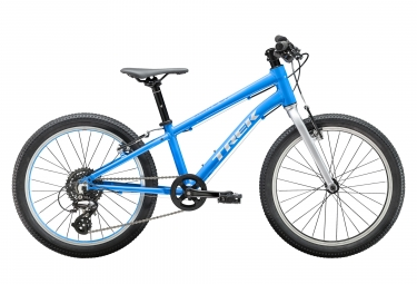 Trek Wahoo 20 Kids Bike 20'' Argent / Bleu