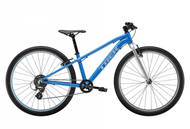 Trek Wahoo 26 Kids Bike 26'' Argent / Bleu