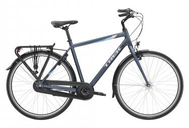 Velo de ville 2019 trek l100 shimano nexus 7v bleu m 164 177 cm