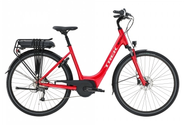 Trek TM1+ Lowstep 300W Womens E-Bike  Rouge