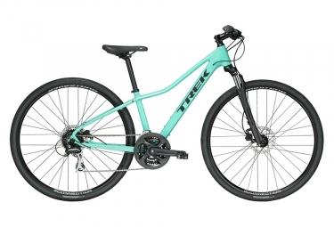 Trek  Dual Sport 2 WSD Womens Hybrid Bike Vert