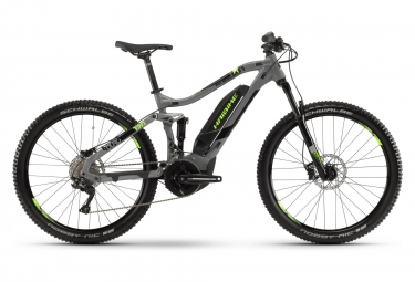 Electric Full Suspension Haibike Sduro Fullseven 4.0 Shimano Deore 10V 27.5'' 2019