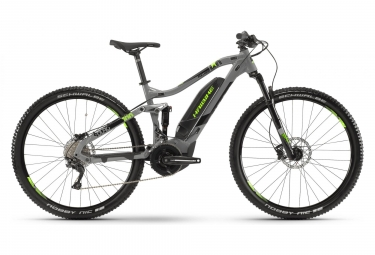 Electric Full Suspension Haibike Sduro Fullseven 4.0 Shimano Deore 10V 29'' 2019