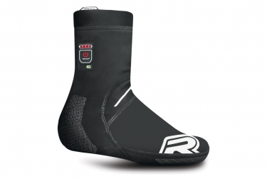 Couvre-Chaussures Chauffants Racer E-COVER Noir