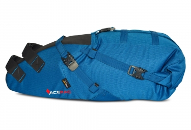 ACEPAC Saddle Bag Blue