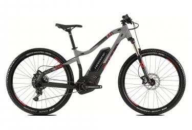 Haibike Sduro Hardseven Life 6.0 E-Bike Hardtail 27.5'' 500Wh Sram NX 11S Grey/Corail 2019