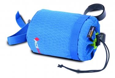 ACEPAC Fat bottle bag Blue