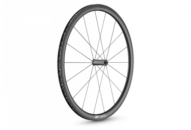 Roue avant dt swiss prc 1100 dicut mon chasseral 9x100mm corps shimano sram 2019