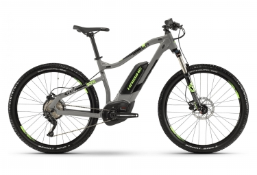 Electric Hardtail Haibike Sduro HardSeven 4.0 Shimano Deore M6000 10S 27.5'' 2019