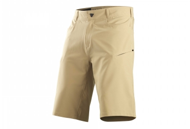 Short one industries mtb avec chamois atom khaki 34