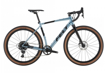Fieltro Gravel Bike Breed 20 Sram Force CX1 11s Azul / Negro 2019
