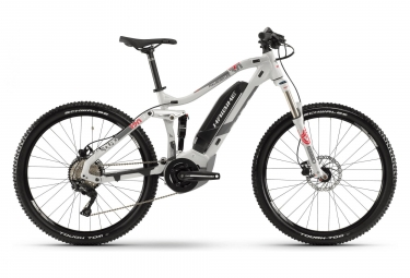 Electric Full Suspension Women Haibike Sduro Fullseven 3.0 Life Shimano Deore 10V 27.5'' 2019