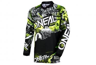 O'Neal Element Jersey Attack Black / Hi-Viz